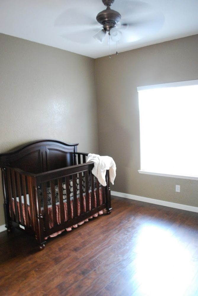 Baby G's Nursery- Part One!