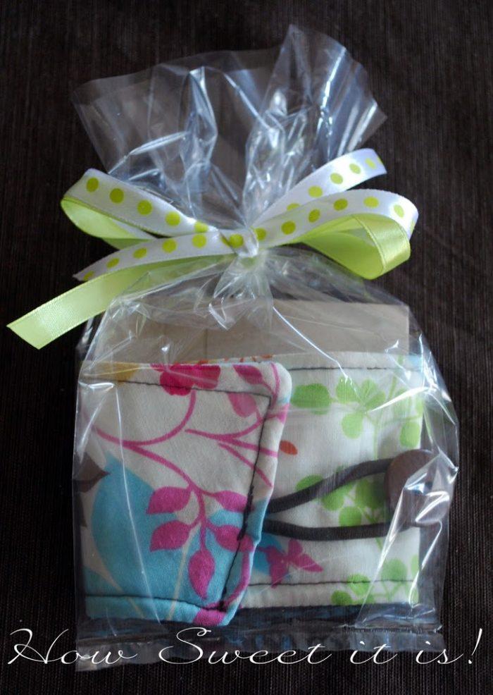 Giveaways- DAY 3! Handmade & Starbucks!