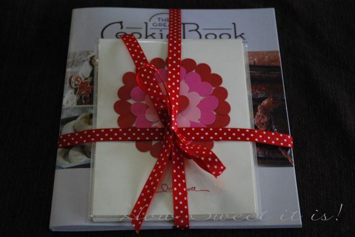 Giveaways- DAY 1! Valentine's Goodies!