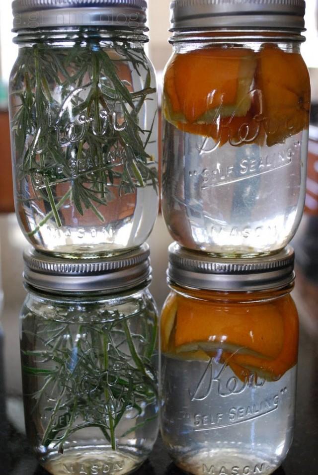Scenting Vinegar