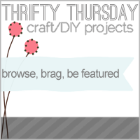 ThriftyThursdayModernButton1 Thrifty Thursday Week 73