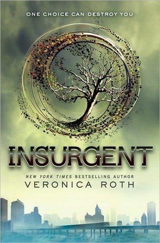 Good Reads Thursday- Insurgent (Divergent #2)