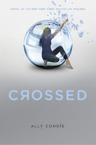 Good Reads Thursday- Crossed (Matched #2)