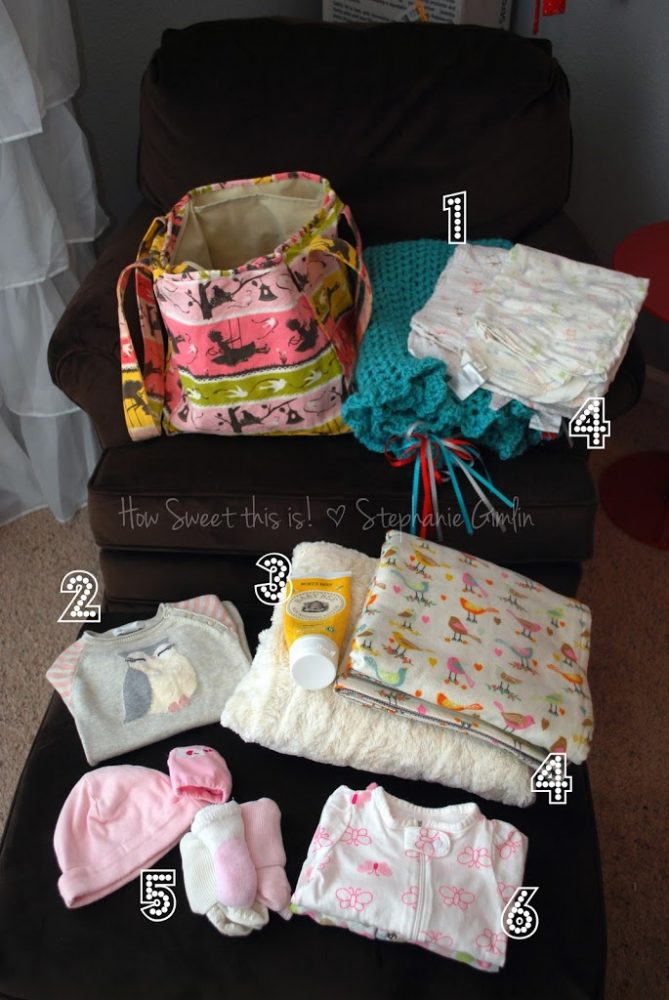 Bags are packed, Nursery update- the countdown is on!