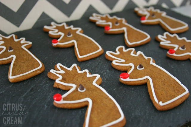 Gingersnaps, Santa's New Favorite Cookie!