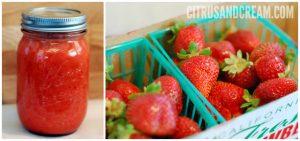 Homemade-Strawberry-Vinaigrette