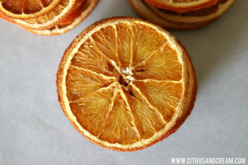 citrus rounds