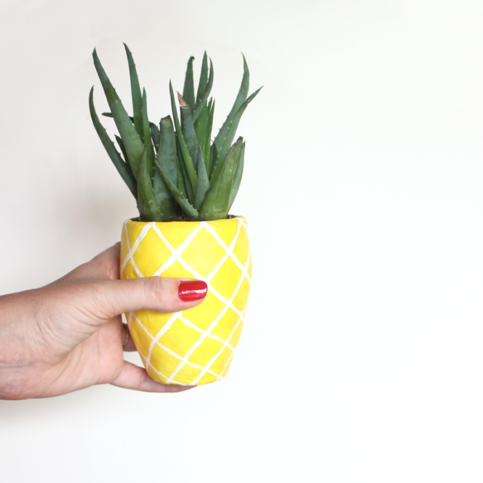 Trends Brought Home: Pineapples!